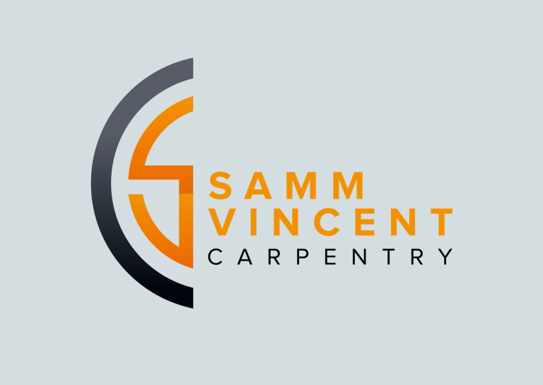 Samm Vincent Carpentry Brand Design