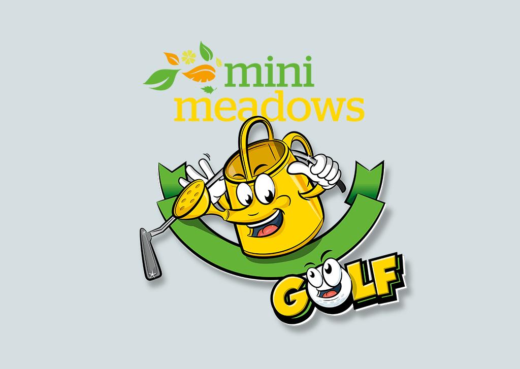 Mini Meadows Brand Design