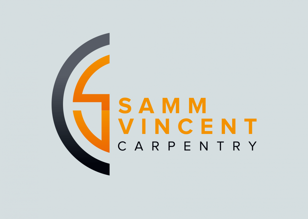Samm Vincent Carpentry Brand Design